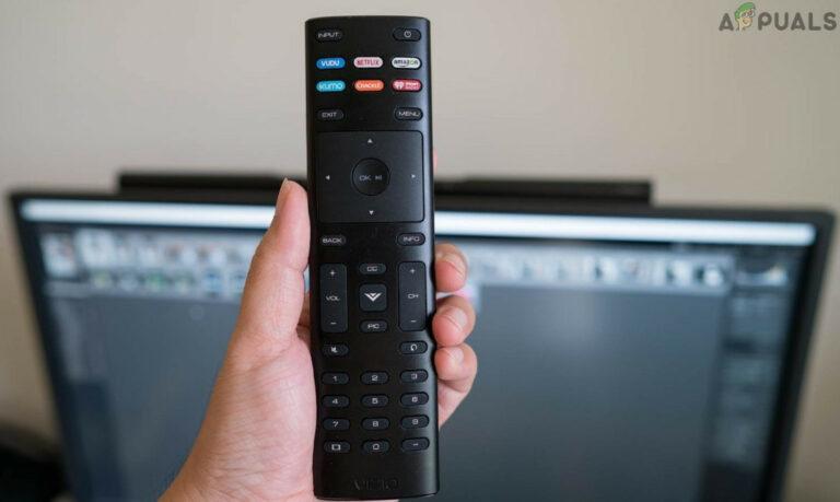 Как исправить, что Vizio Remote не работает?