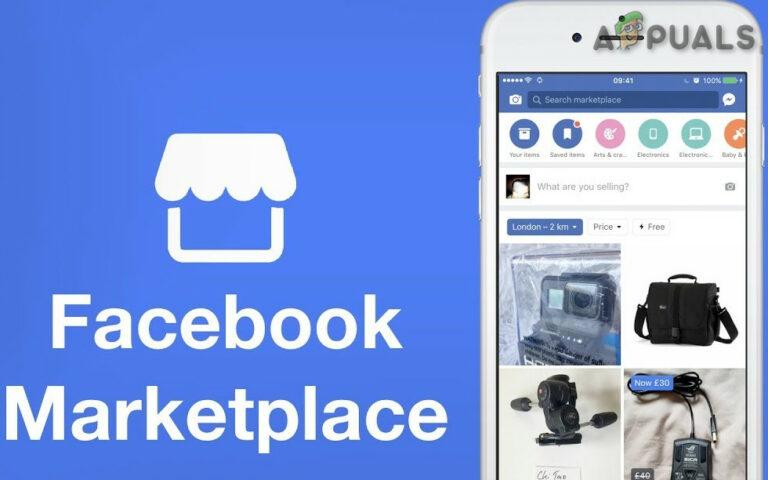 Facebook Marketplace не работает? Попробуйте эти шаги