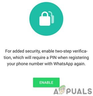 Как восстановить забытый PIN-код WhatsApp?