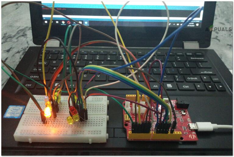 Как сделать Arduino на основе контроллера светофора?