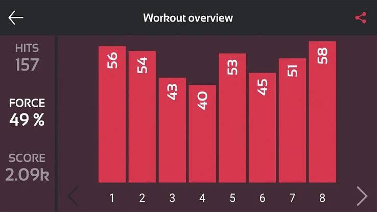 Использование PunchLab: для измерения ваших тренировок