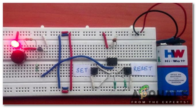 Как спроектировать цепь сигнализации паники для дома?