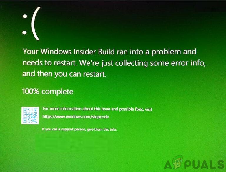 Исправить ошибку BSOD storport.sys в Windows 10