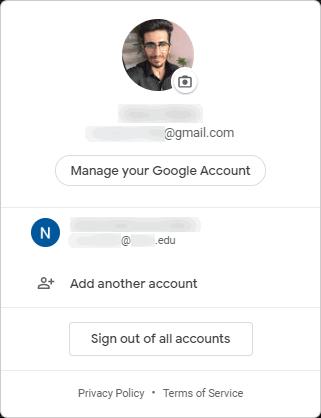 Как использовать несколько учетных записей Gmail одновременно?