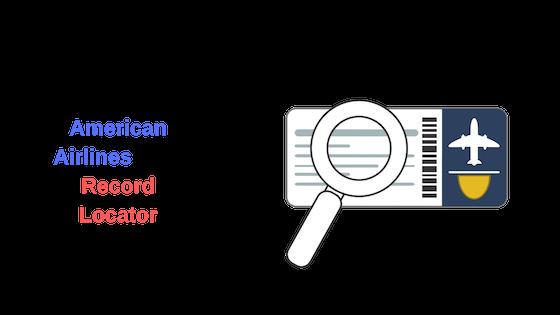 Как найти свой локатор записей American Airlines (AA)
