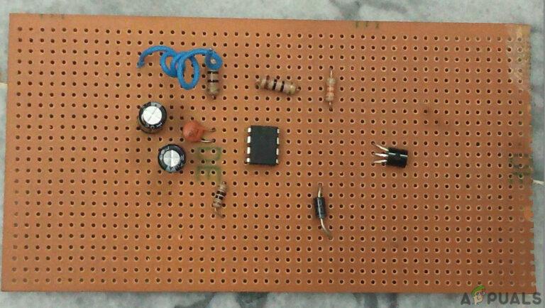 Как сделать схему детектора сотового телефона?