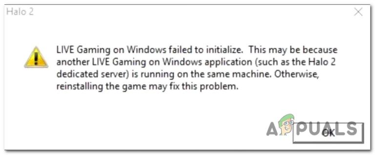 LIVE Gaming на Windows не удалось инициализировать? Попробуйте эти исправления