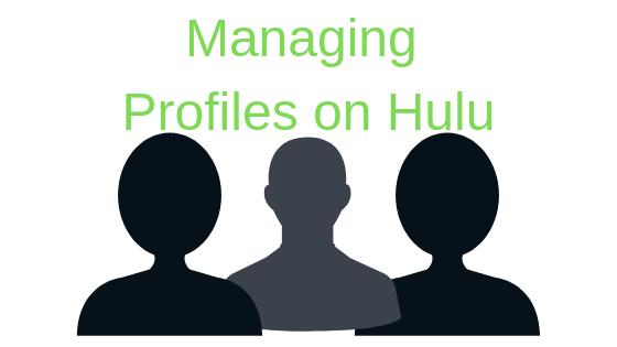 Как переключать профили на Hulu