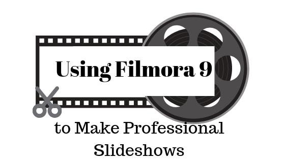 Как создавать слайд-шоу с помощью Filmora 9