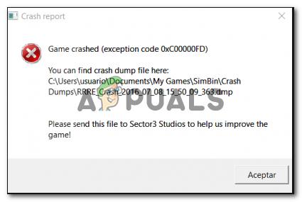 Как исправить ошибку приложения Windows 10 0xc00000FD?