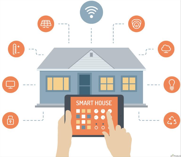 Как сделать систему умного дома с помощью модуля ESP32?