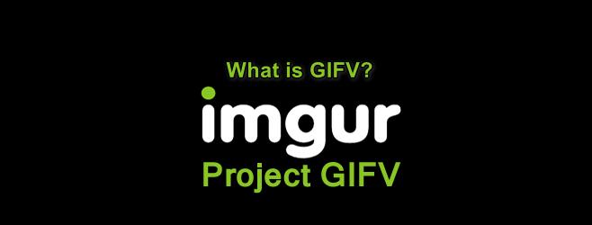 Что такое GIFV и как сохранить GIFV в формате GIF?