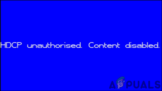 Исправить 'HDCP несанкционированный. Содержание отключено 'Ошибка в Roku