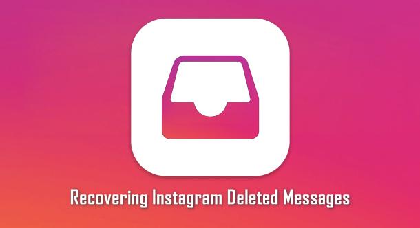 Как восстановить удаленные сообщения Instagram через данные для загрузки