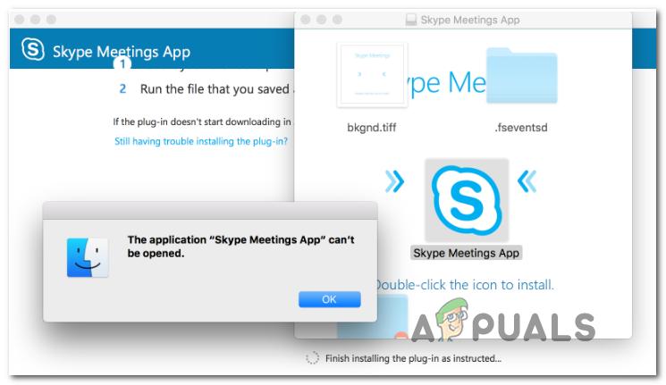 Как установить плагин для Skype для бизнеса Web для установки в Safari