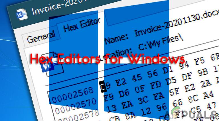 Простые в использовании HEX-редакторы для Windows 10