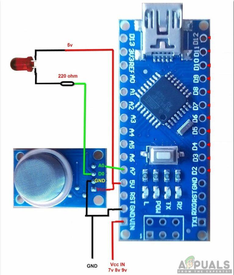 Как сделать дымовую пожарную сигнализацию для вашей кухни с помощью Arduino?