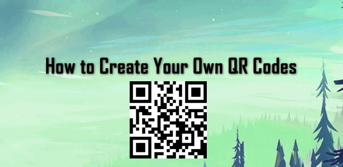 Как создать свои собственные QR-коды?