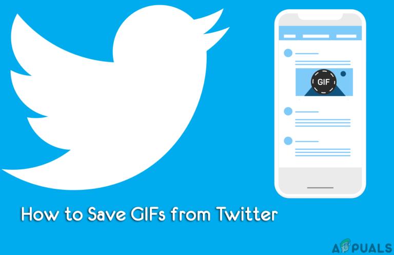 Сохранение GIF-изображений из Twitter