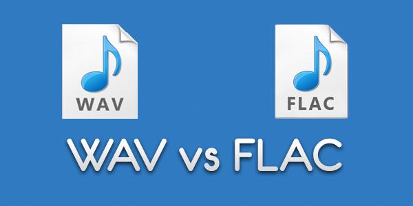В чем разница между форматами файлов FLAC и WAV?