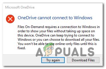 Проблемы с подключением OneDrive в Windows 7 и 10 [Fix]