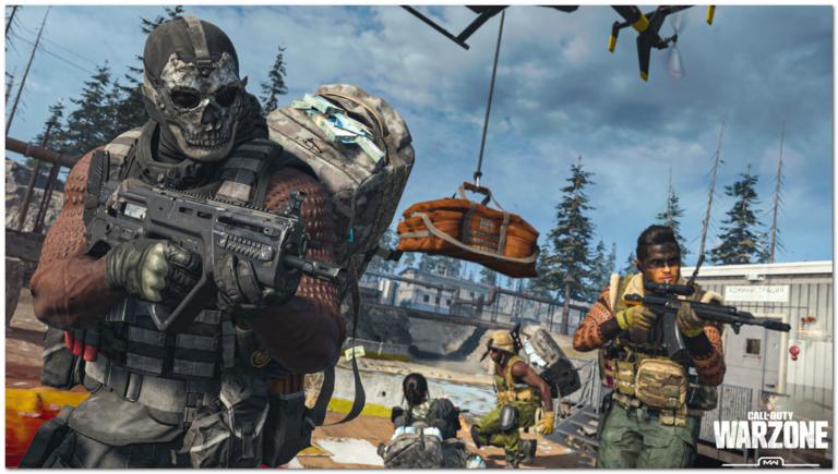 Сбой в боевой зоне Call of Duty? Вот как это исправить