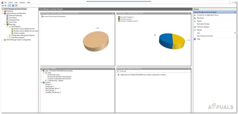 Как создавать отчеты вашего сервера WSUS и других управляемых компьютеров?