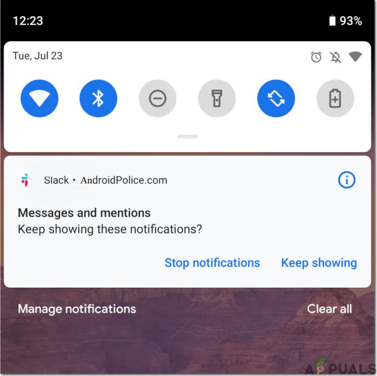 Как исправить приложение Samsung Internet Browser продолжает открываться?