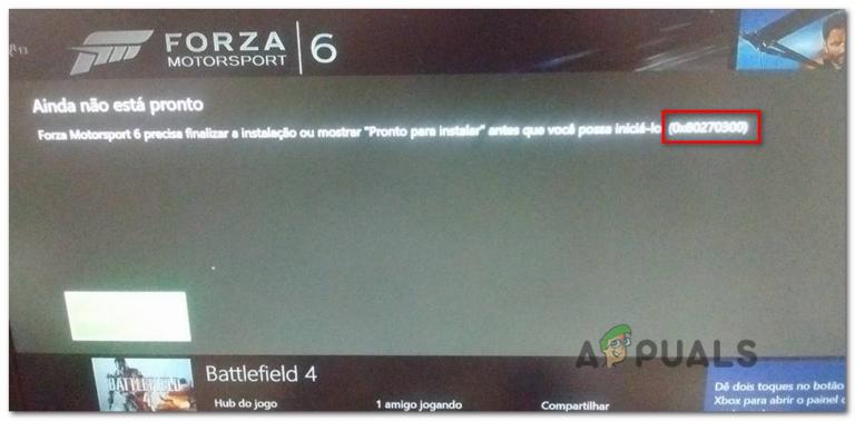 Как исправить ошибку Xbox One 0x80270300?