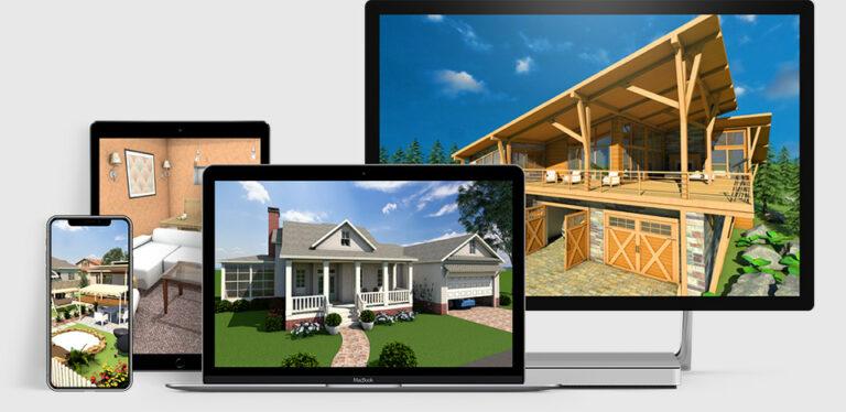 Цифровое проектирование интерьера: легко создавать индивидуальные планы этажей