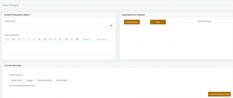 Как настроить любой веб-проект с помощью готовых шаблонов