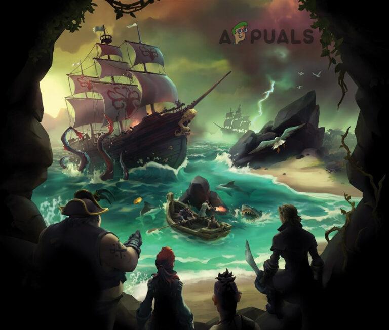 Исправлено: Голосовой чат в Sea of Thieves не работает на ПК