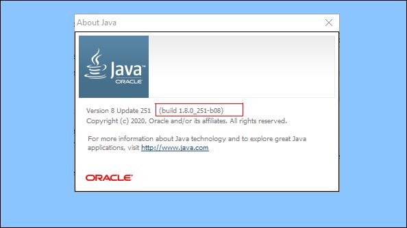 Как проверить версию Java в Windows и macOS?