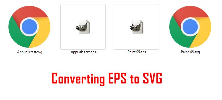 Как конвертировать EPS в SVG?