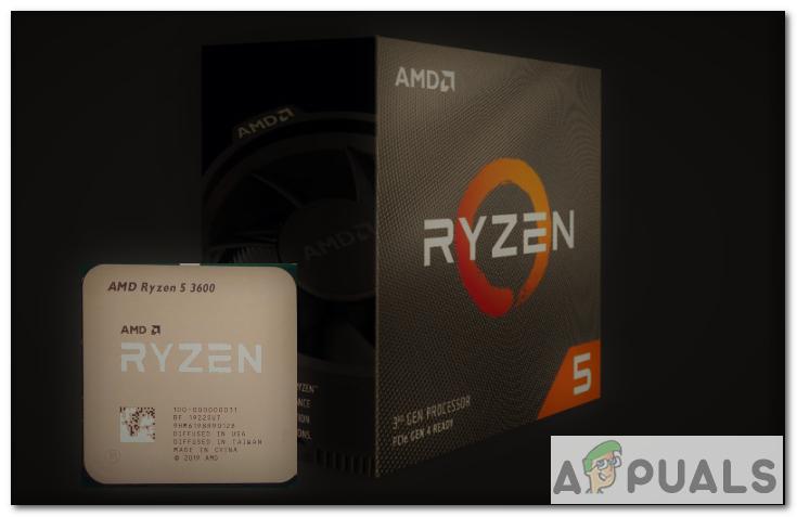 Ryzen 5 3600 Boot Loop после обновления процессора