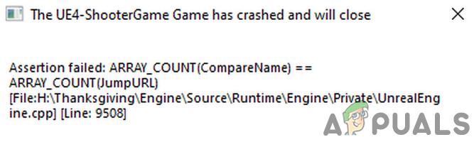 [FIXED] Ошибка подтверждения: Array_Count in Ark