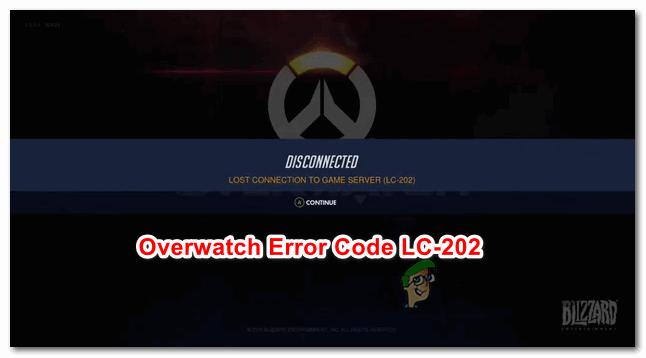 [FIX] Код ошибки Overwatch LC-202
