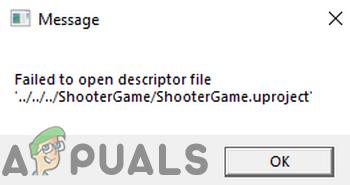Исправлено: Ark не удалось открыть файл дескриптора
