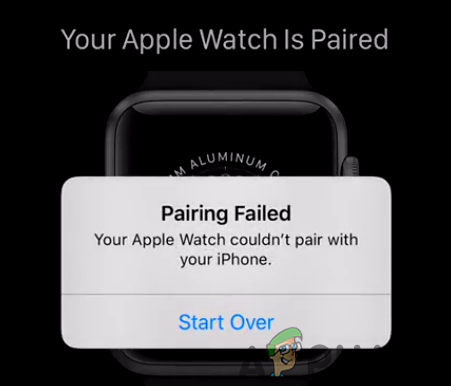 Не удалось выполнить сопряжение: Apple Watch не могут подключиться к iPhone [FIX]