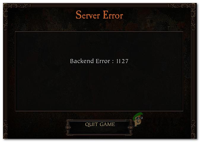 Как исправить ошибку Backend Vermintide 2 1127