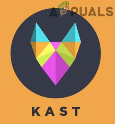Исправлено: Kast Audio не работает