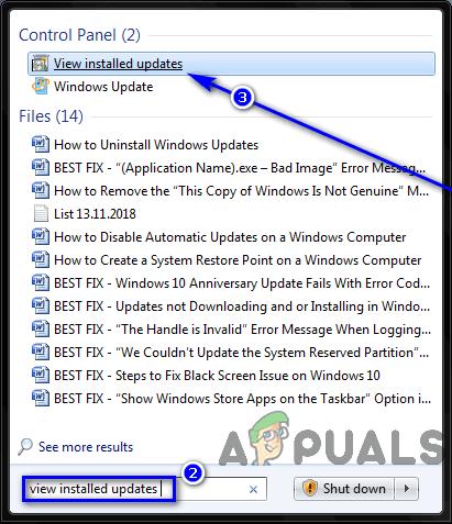 Исправлено: исчезновение обоев после финального крупного обновления для Windows 7