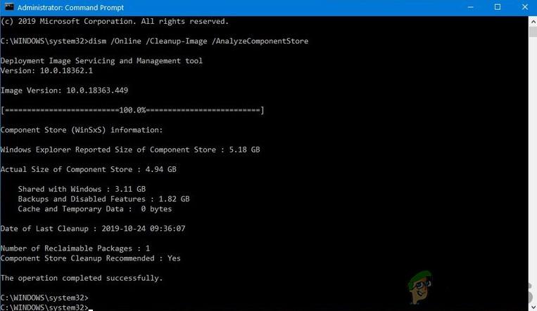 Как уменьшить размер WinSxS в Windows Client и Windows Server