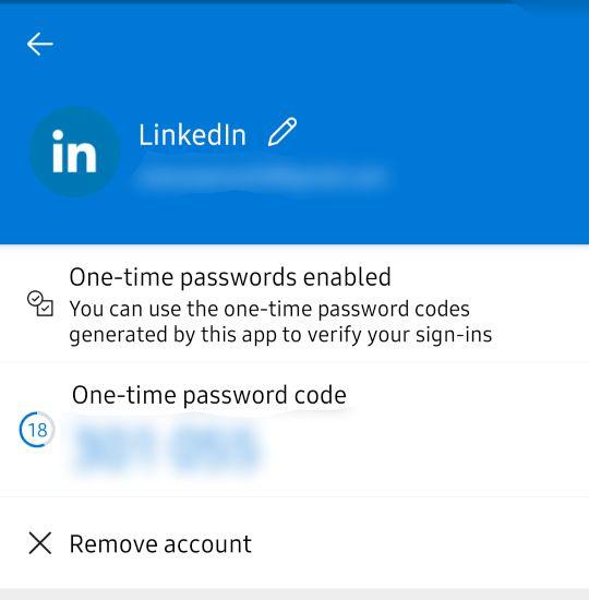 Как восстановить коды в Microsoft Authenticator на новом телефоне