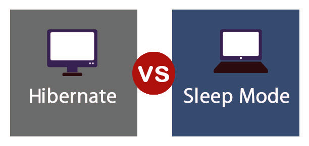 В чем разница между сном и гибернацией в Windows?
