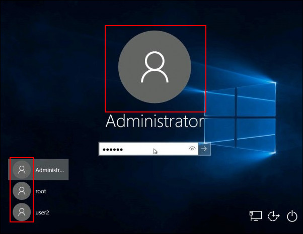 Как установить изображение учетной записи по умолчанию для всех учетных записей пользователей в Windows 10?
