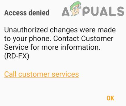 Исправлено: Samsung Pay не работает