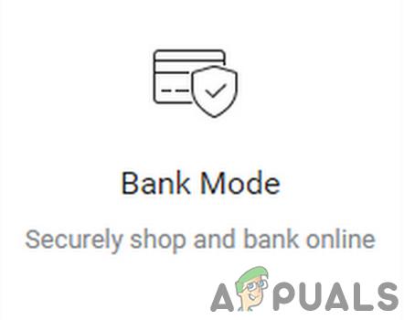 Исправлено: режим Avast Bank не работает