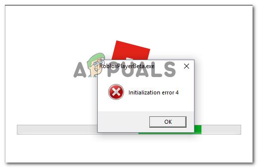 Как исправить ошибку инициализации Roblox 4