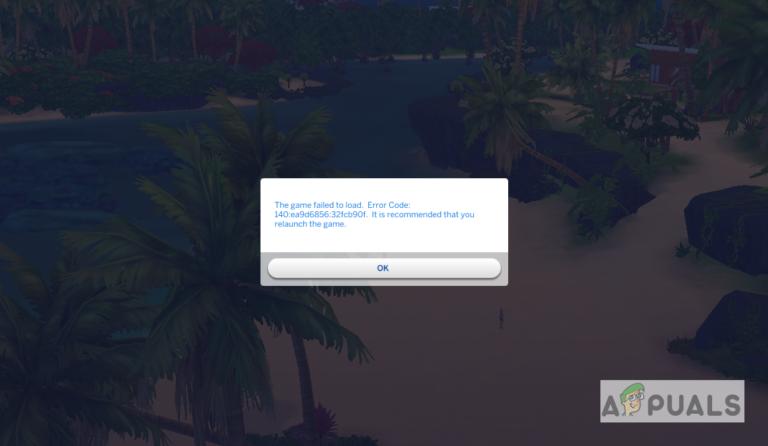 [FIXED] Код ошибки Sims 4 140: 645fba83 228eaf9b